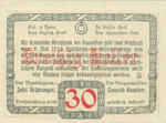 Austria, 30 Heller, FS 446Ia