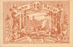 Austria, 10 Heller, FS 450a