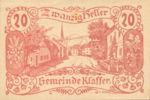 Austria, 20 Heller, FS 450a