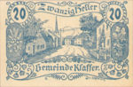 Austria, 20 Heller, FS 450b