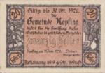 Austria, 20 Heller, FS 465c