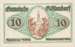 Austria, 10 Heller, FS 469a