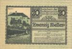 Austria, 20 Heller, FS 476IIIb