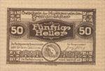 Austria, 50 Heller, FS 476IIIb