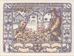 Austria, 20 Heller, FS 484a