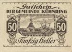 Austria, 50 Heller, FS 489f