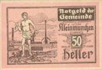 Austria, 50 Heller, FS 456a