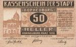 Austria, 50 Heller, FS 466a