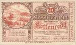 Austria, 20 Heller, FS 435a