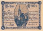 Austria, 10 Heller, FS 457a