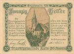 Austria, 20 Heller, FS 457a