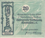 Austria, 20 Heller, FS 430b