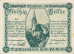 Austria, 50 Heller, FS 457c