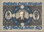 Austria, 50 Heller, FS 480a