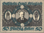 Austria, 50 Heller, FS 480c