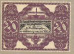 Austria, 20 Heller, FS 480d