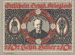 Austria, 10 Heller, FS 480f