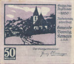 Austria, 50 Heller, FS 430b