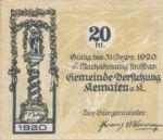 Austria, 20 Heller, FS 430d