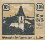 Austria, 10 Heller, FS 430e