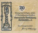 Austria, 20 Heller, FS 430e