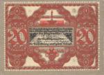 Austria, 20 Heller, FS 480f