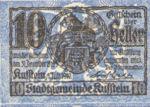 Austria, 10 Heller, FS 491c