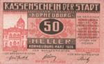 Austria, 50 Heller, FS 466b