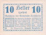 Austria, 10 Heller, FS 447IIa