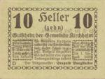 Austria, 10 Heller, FS 447IIb