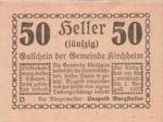 Austria, 50 Heller, FS 447IIb