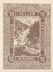 Austria, 10 Heller, FS 483a