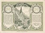 Austria, 20 Heller, FS 483c