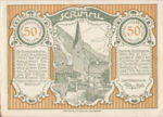 Austria, 50 Heller, FS 483c
