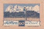 Austria, 60 Heller, FS 468a