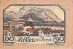 Austria, 90 Heller, FS 468ax