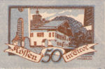 Austria, 50 Heller, FS 468b