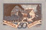 Austria, 50 Heller, FS 468c