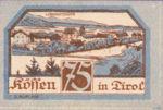 Austria, 75 Heller, FS 468c