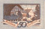 Austria, 50 Heller, FS 468d