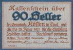 Austria, 90 Heller, FS 468d