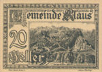 Austria, 20 Heller, FS 454Id