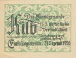Austria, 10 Heller, FS 436Ia