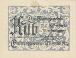 Austria, 20 Heller, FS 436Ia
