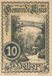 Austria, 10 Heller, FS 454Ib