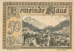 Austria, 50 Heller, FS 454Ib
