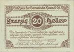 Austria, 20 Heller, FS 454IIf