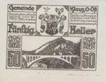Austria, 50 Heller, FS 454IIf