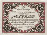Austria, 20 Heller, FS 439IIa