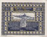 Austria, 80 Heller, FS 439IIa